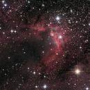 The Cave Nebula,                                Gabe Shaughnessy
