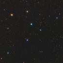 The Coathanger Asterism (Brocchi's Cluster),                                Nik Coli