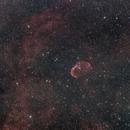 Crescent nebula,                                Ivana
