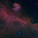 SRO Sh2 292 RGB with H-Alpha as L,                                jerryyyyy