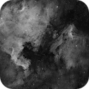 North American (NGC 7000) and Pellican Region,                                Ryan Fraser