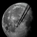 Photobombing the Moon,                                Loran Hughes