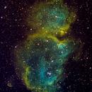 Soul Nebula - IC 1848,                                Rob Simmons