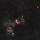 IC443 HaRGB,                                Matthias Steiner