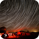 Star Trails - Astro Team SAR in Brittany,                                Pascal Gouraud