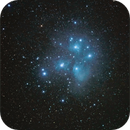 The Pleiades (M45) with Reflection Nebula,                                Isa's Astrophotography Atelier