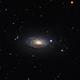 M63 Sunflower Galaxy,                                Juan B. Torre Valle