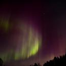 Aurora from Norway, reload of lost image,                                Erik Guneriussen