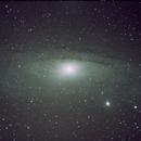 La Galaxie d'Andromède M31,                                Valentin JUNGBLUTH