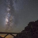 Vista desde el Mirador de Los Andenes,                                Zumosol