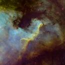 3h on NGC7000 with Rasa,                                arjan brussee