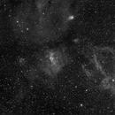 Bubble Nebula,                                Ivo T.