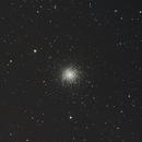 Hercules Globular Cluster (M13),                                David Stephens