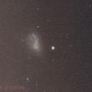 The Small Magellanic Cloud meets the Comet C/2013 A1 (Siding Spring),                                Gabriel R. Santos (grsotnas)