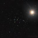 Venus y el Cúmulo del Pesebre,                                Roberto Ferrero