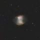 Dumbbell Nebula,                                Ron Hunt