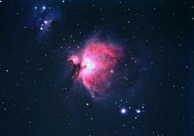 Orion Nebula,                                isherwoodc