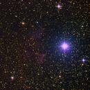 Gamma Cas + IC 59 + IC 63,                                norbertbuchta