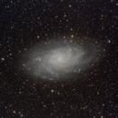 M33 - Dreiecksgalaxie,                                Stefan Benz