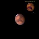 Gibbous Mars,                                MAILLARD