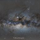 The MilkyWay Core,                                Pushkaraj Naringrekar