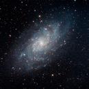 M33 - Galaxie du triangle,                                topcao