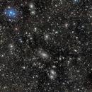 Virgo Cluster Widefield,                                Jeff Hall