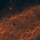NGC 1499,                                John Leader