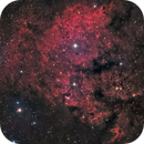 NGC 7822,                                Jeff Weiss