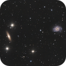 NGC4526 and NGC4535,                                Kevin Osborn