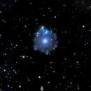 Cat's Eye Nebula, NGC 6543,                                Aurelio55