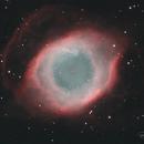 Helix Nebula,                                Richard Francis