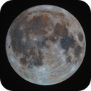 Full Mineral Moon in HaRGB,                                Eshan Toorabally