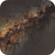 Milky Way in the Region of Sagittarius,                                David Augros