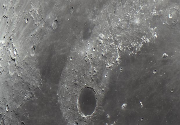 Moon (Plato with Vallis Alpes),                                cray2mpx