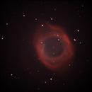Helix Nebula NGC7293,                                Mario Umaña