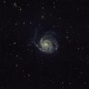 M101 Pinweel Galaxy,                                Francesco
