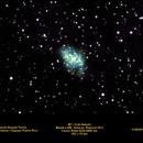 M1 - Crab Nebula,                                Fernando Roquel Torres