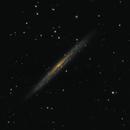 NGC-5907 (Splinter Galaxy),                                Joel Shepherd