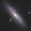 A Quick M31,                                Markus Bauer
