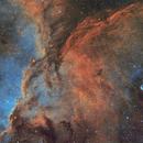 NGC 6188 and NGC 6164,                                Toshiya Arai