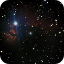 Flame Nebula and Horse Head 2,                                Wilmari