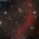 M78, Barnard's Loop and Boogie Man (LDN1622),                                Fernando De Ronzo
