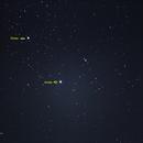 Alnitak and Alnilam Stars,                                Geovandro Nobre