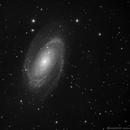 M81 - Nébuleuses de Bode,                                BLANCHARD Jordan