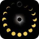 August 21, 2017 Solar Eclipse - Eclipse Cycle,                                mikefulb