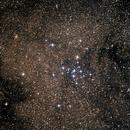 Messier M7 - NGC6475 - Ptolemy's Cluster in Scorpius,                                Geoff Scott
