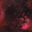 CED214 & NGC7822,                                AstroGG