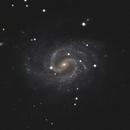 The Lost Galaxy and NGC 4526,                                Josh Van