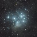 Messier 45 - The Pleiades,                                Arun H.